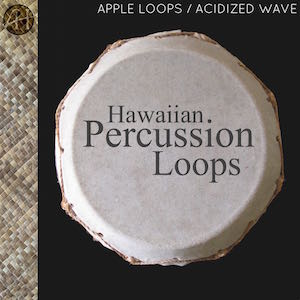 Hawaiian Percussion Loops
