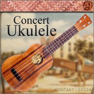 Concert Uke